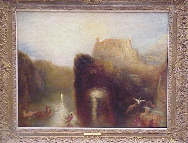 189: O/C, ATTRIBUTED TO J.M.W. TURNER