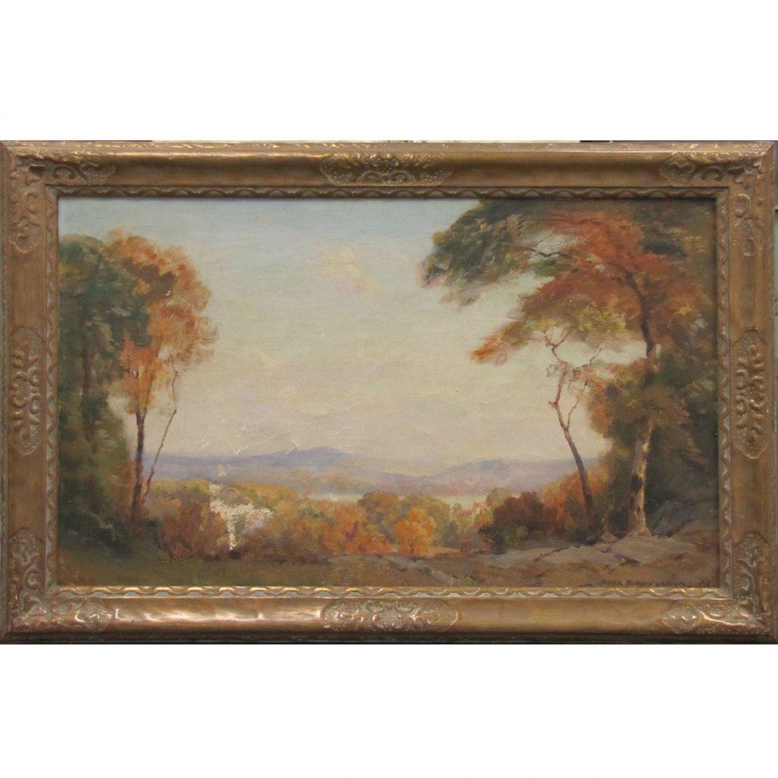 FREDERICK BALLARD WILLIAMS (NY/NJ 1871-1956), OIL