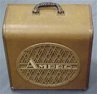 AMPRO DELUX SPEAKER #16641, C.1930