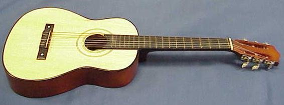 2010: SANTA ROSA FOLK GUITAR, 20TH CENTURY