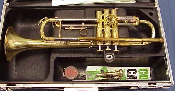 2013: CONN TRUMPET #P-34061 WITH CASE