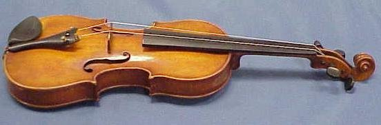 2015: VIOLIN LAURENOUS STORIONI