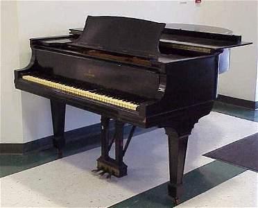2161: STEINWAY 88-NOTE BABY GRAND PIANO