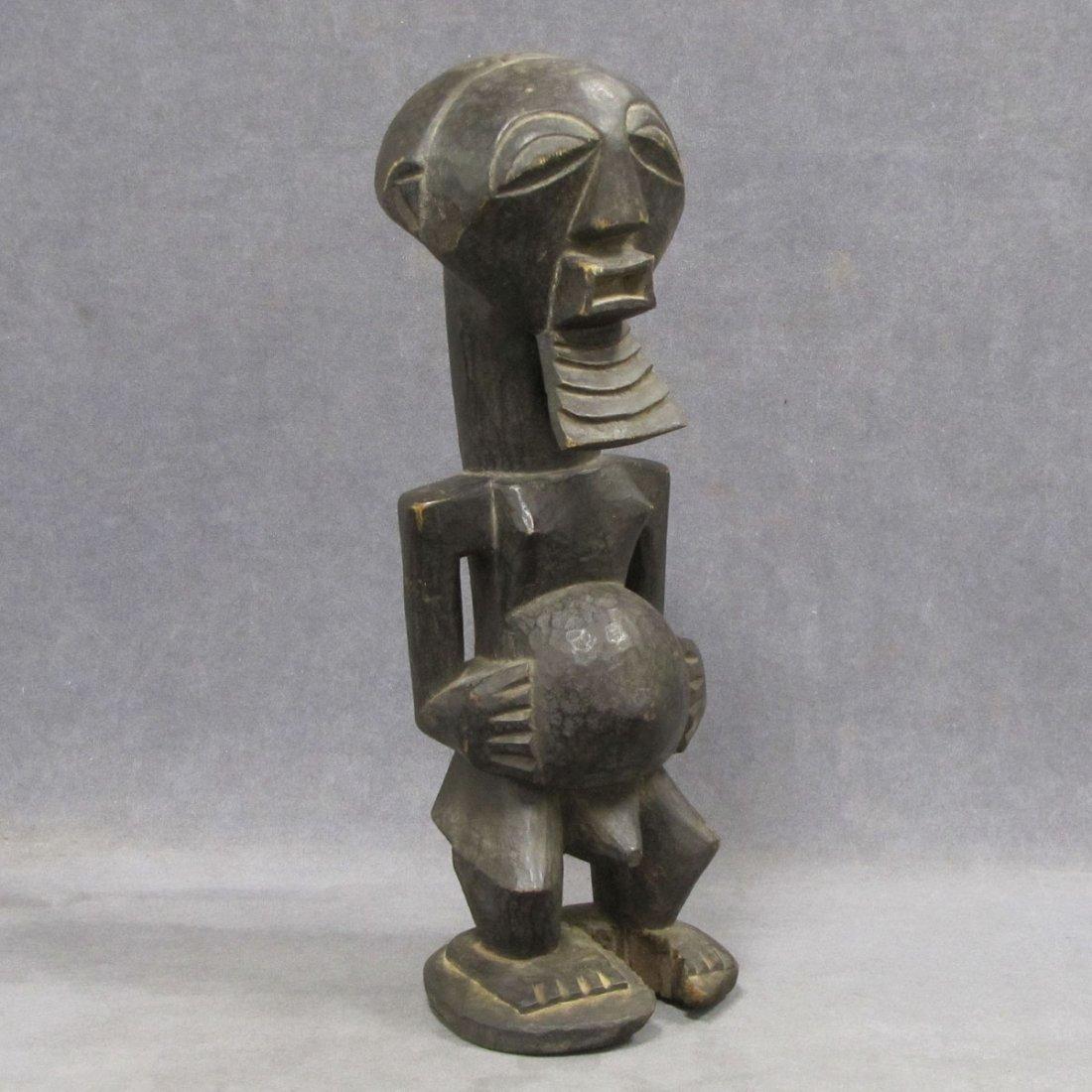 Songye, Congo Carved Male Figure