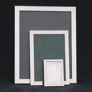 LOT (3) STERLING SILVER PICTURE FRAMES
