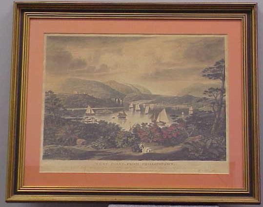 4: ENGRAVING, CURRIER & IVES