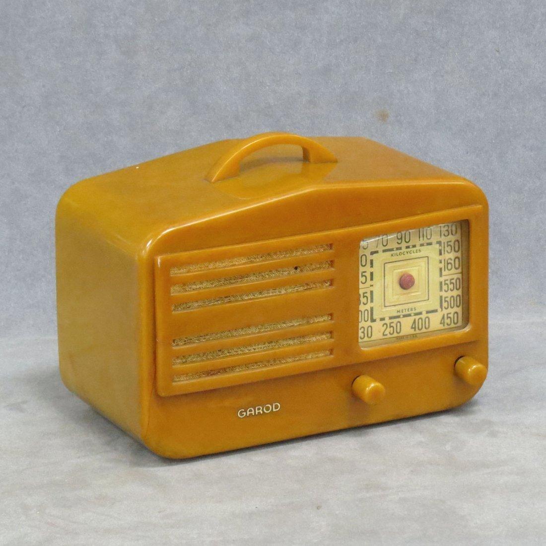 VINTAGE GAROD MOD 1450 DESK TOP RADIO