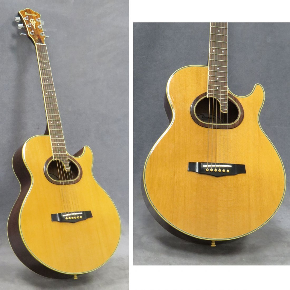 IBANEZ RAGTIME SPECIAL A-400 ACOUSTIC GUITAR