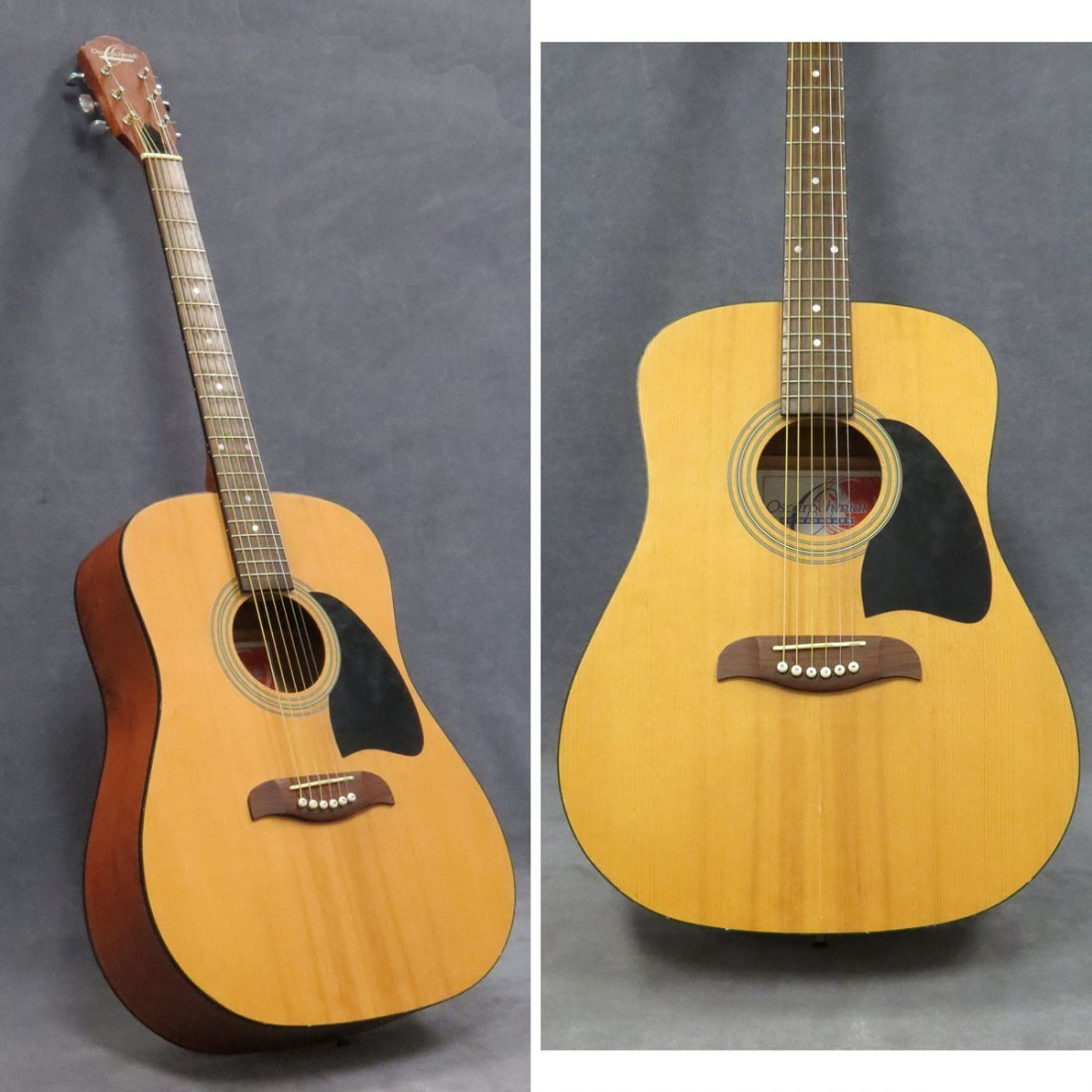OSCAR SCHMIDT MODEL OG-200 ACOUSTIC GUITAR