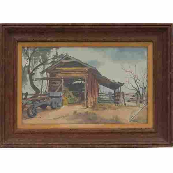 LOIS (COHEN) GREEN (AMERICAN/CALIFORNIA 1919-)