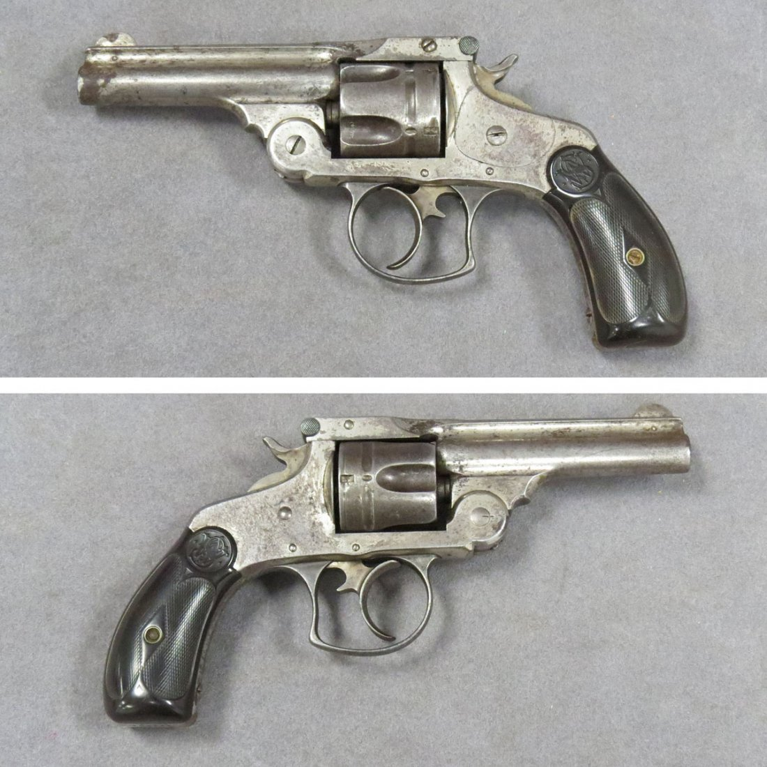 **RESTRICTED** SMITH & WESSON .38 CAL