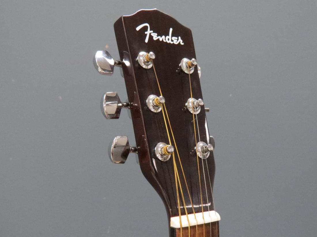 FENDER DG-3 ACOUSTIC GUITAR, #96113525 - 4