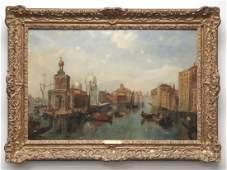 JANE VIVIAN (BRITISH FL. 1869-1877), OIL ON CANVAS