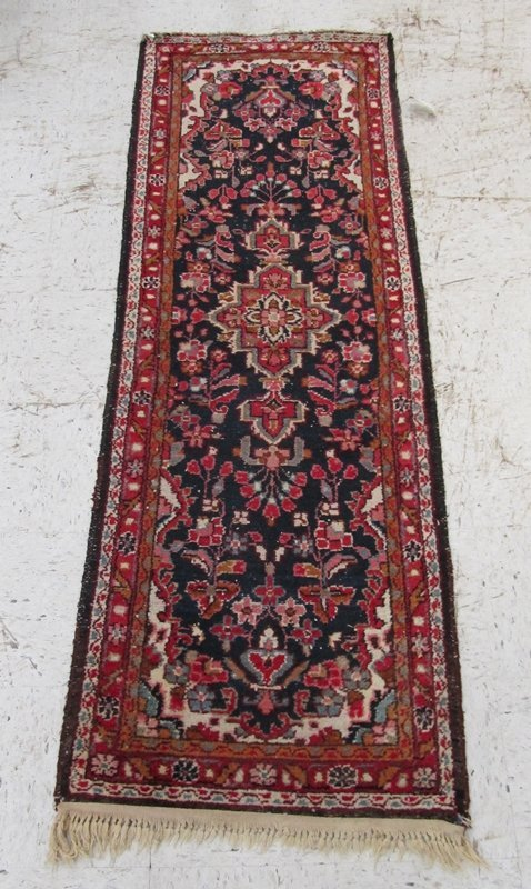 SEMI-ANTIQUE NW PERSIAN/HERIZ DISTRICT RUNNER