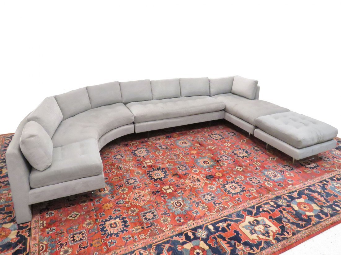 VLADIMIR KAGAN DESIGNS SECTIONAL SOFA