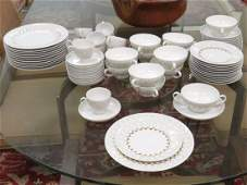 MIDCENTURY ROSENTHAL STUDIOLINE DINNERWARE