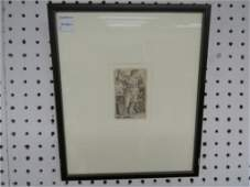 HANS SEBALD BEHAM GERMAN 15001550 ENGRAVING