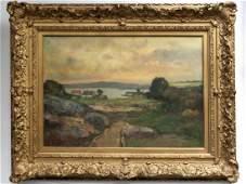 MAX WEYL (AMERICAN 1837-1914), OIL ON CANVAS