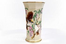 "Lenox Jefferson Vase, ""presidential Garden Vase""."
