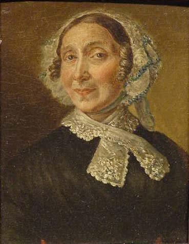 24: OIL ON ARTIST BOARD, PORTRAIT OF A WOMAN