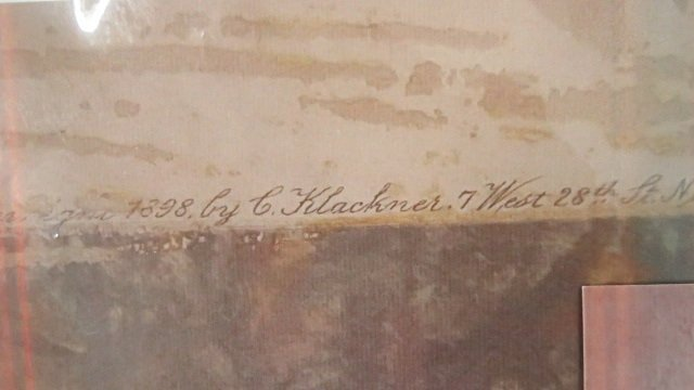 EDWARD LAMSON HENRY (AMERICAN/NY 1841-1919), PRINT, - 4