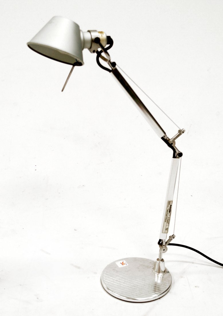ARTEMIDE TOLOMEO MODERN LAMP, DESIGNED BY DE LUCCI AND