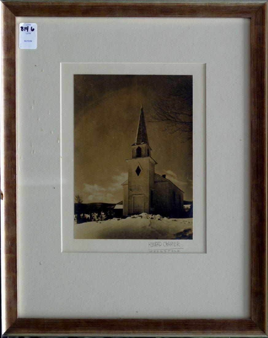 KONRAD CRAMER (1888-1963) - 2