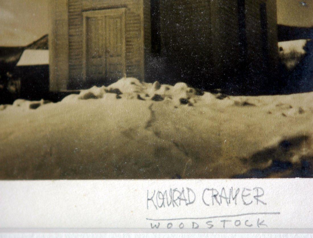 KONRAD CRAMER (1888-1963) - 3