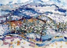 JEHUDITH SOBEL (1924-2012)