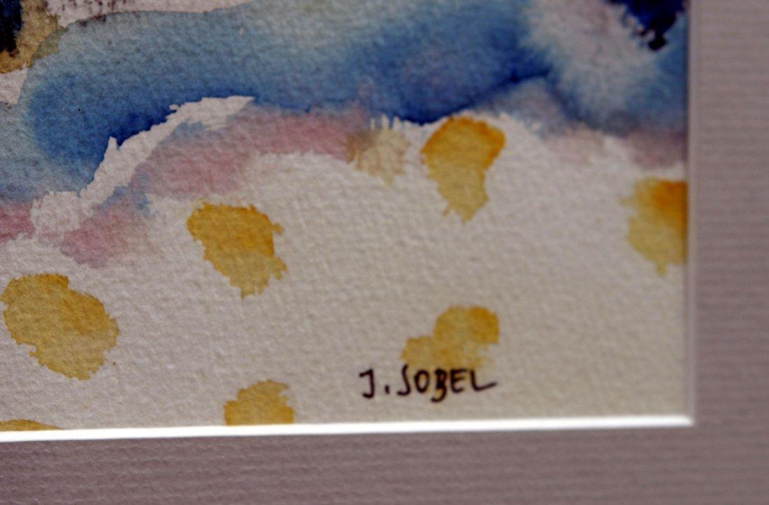 JEHUDITH SOBEL (1924-2012) - 3