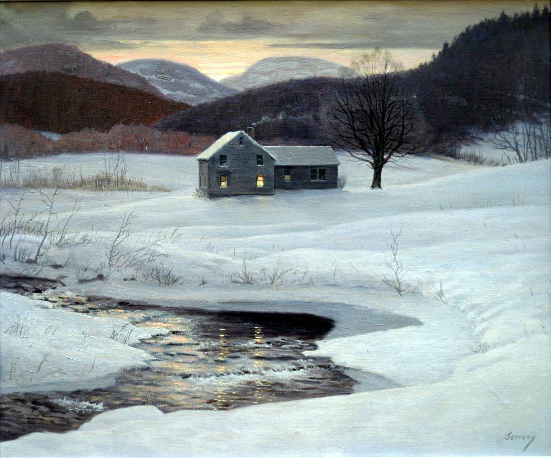 RICHARD JEFFERY (1919-)