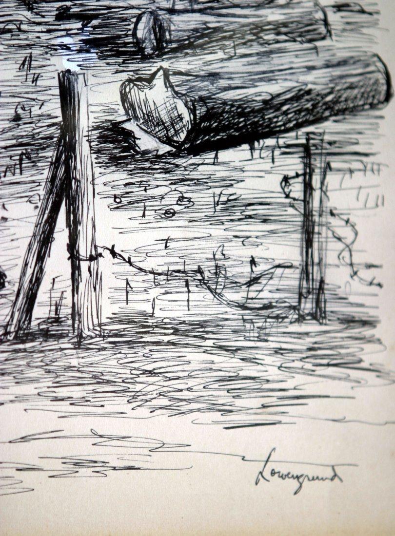 MARGARET LOWENGRUND (1902-1957) - 2