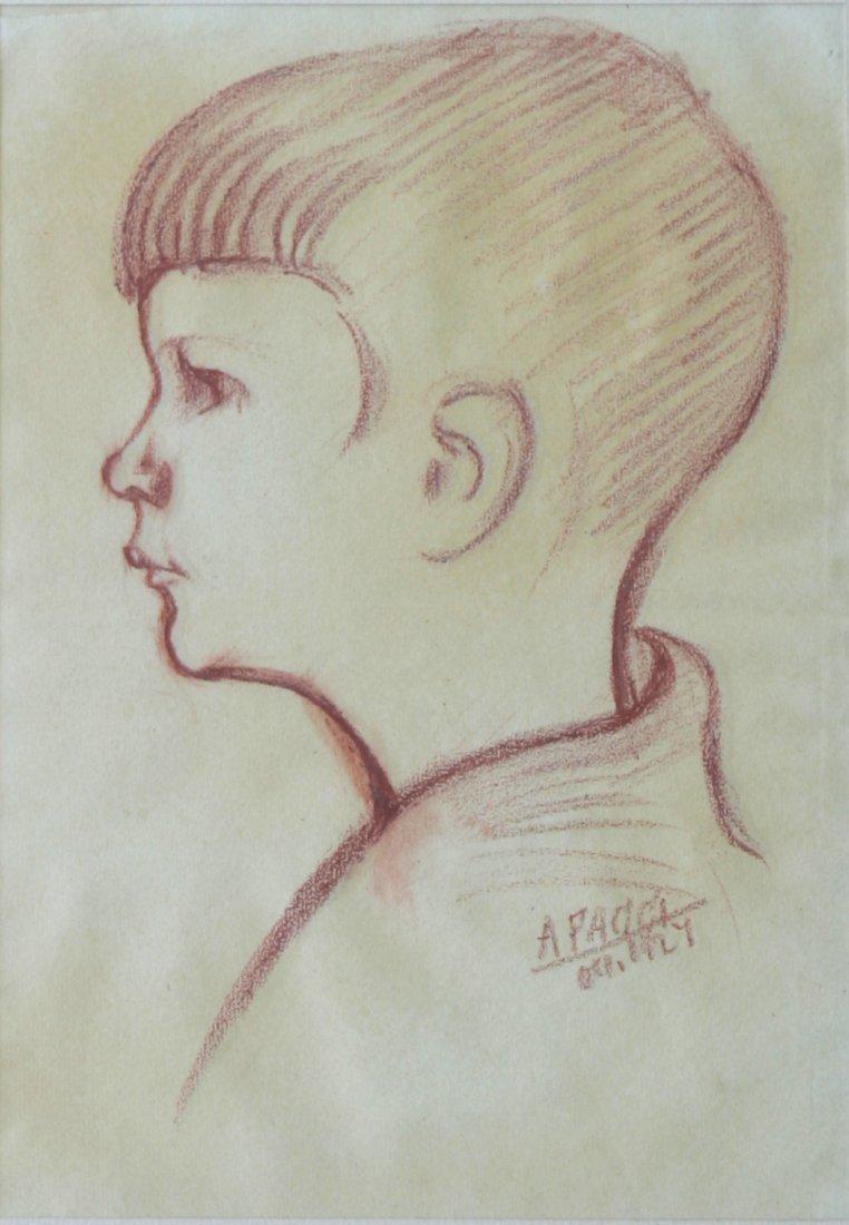 ALFEO FAGGI (1885-1966)