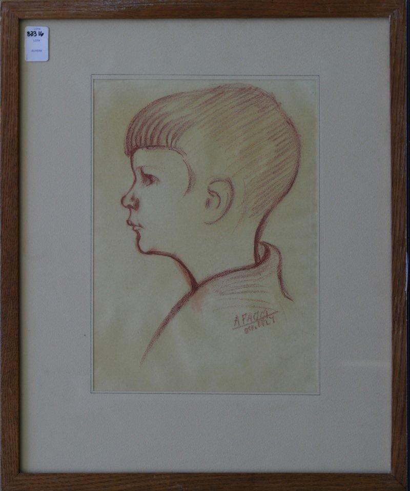 ALFEO FAGGI (1885-1966) - 2