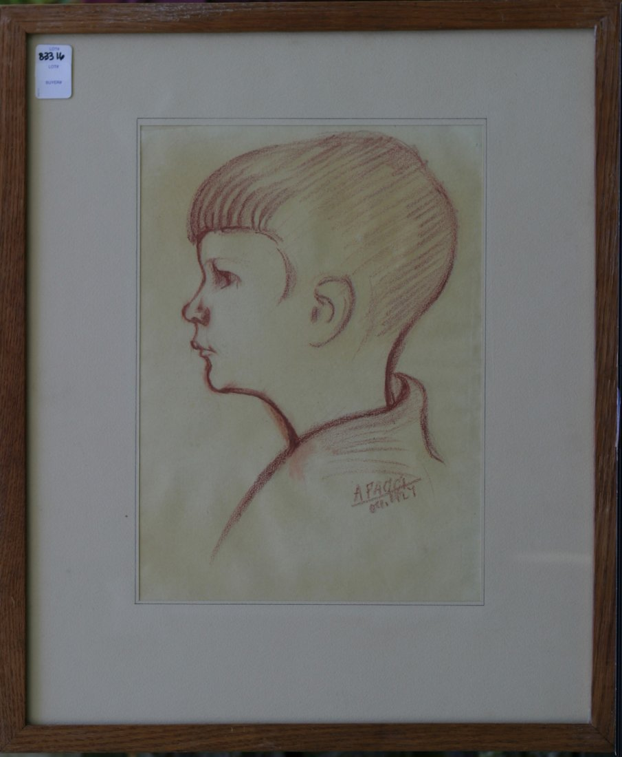 ALFEO FAGGI (1885-1966) - 4