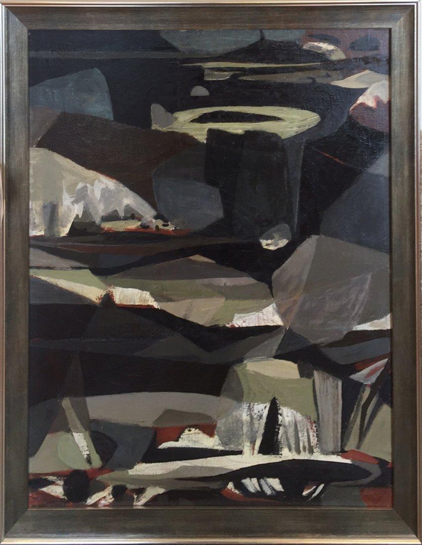 ROBERT ANGELOCH (1922-2011) - 2