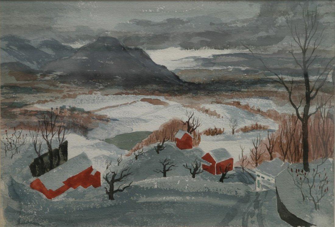 AUSTIN MECKLEM (1890-1951)