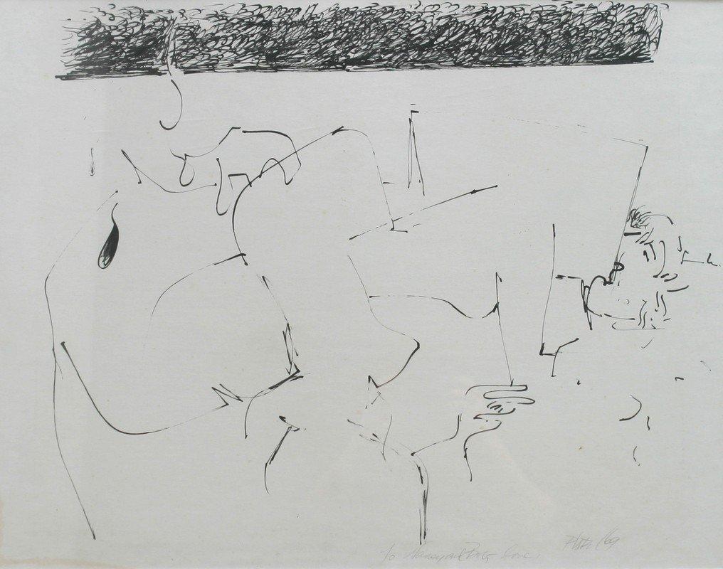"WALTER ""BUD"" PLATE (1925-1972)"