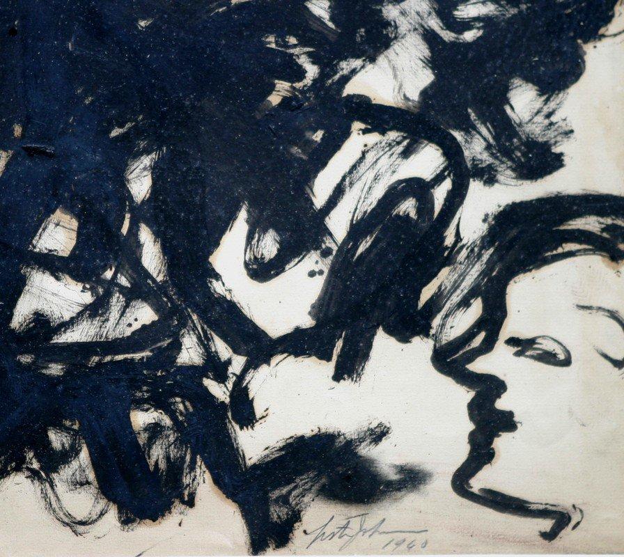 LESTER JOHNSON (1919-2010) - 3