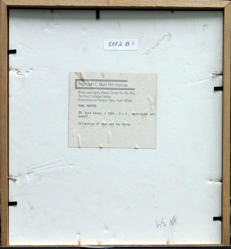 KARL KNATHS (1891-1971) - 3