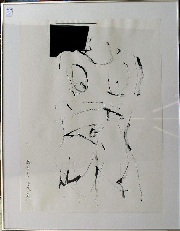 ERNEST FRAZIER (1942-2004) - 2