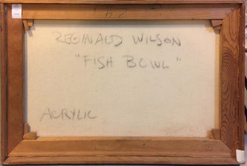 REGINALD WILSON (1909-1993) - 4