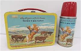 VINTAGE ROY ROGERS AND DALE EVANS, DOUBLE R BAR RANCH,