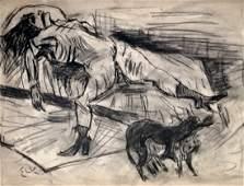 ERNST LUDWIG KIRCHNER (GERMAN, SWISS 1880-1938),