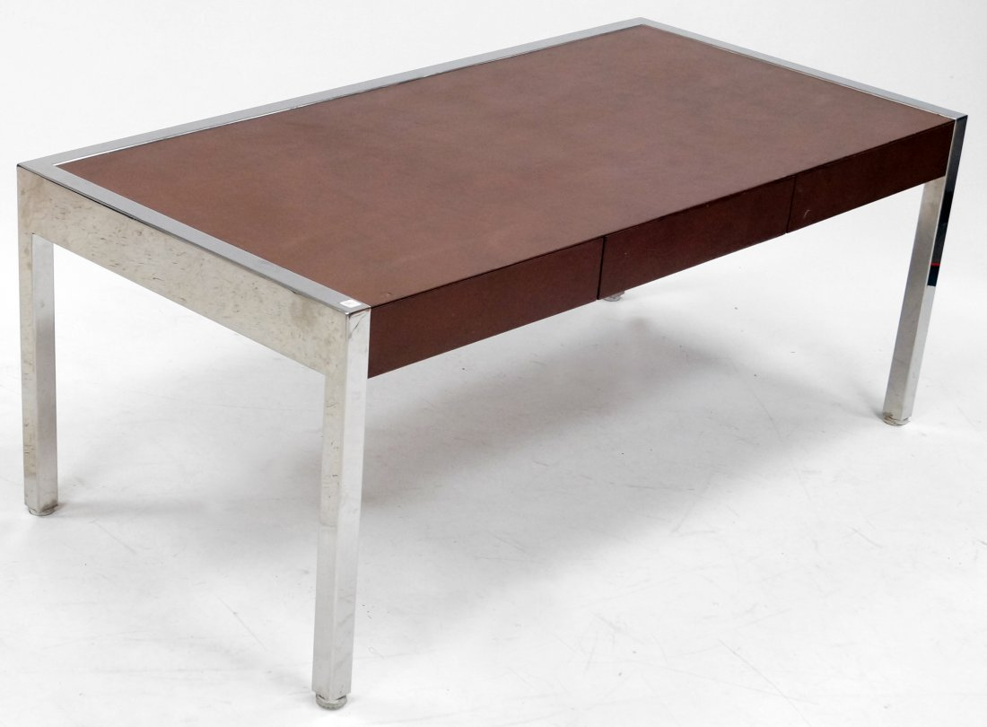 LEON ROSEN, PACE COLLECTION, POLISHED CHROME AND