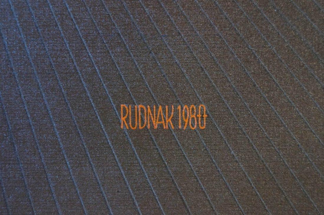 THEODORE RUDNAK (AMERICAN 20TH CENTURY), ACRYLIC AND - 2