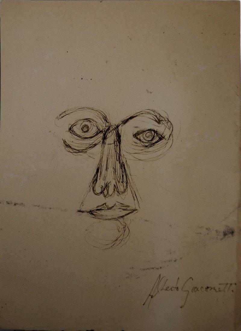 ALBERTO GIACOMETTI (SWISS/FRENCH 1901-1966),