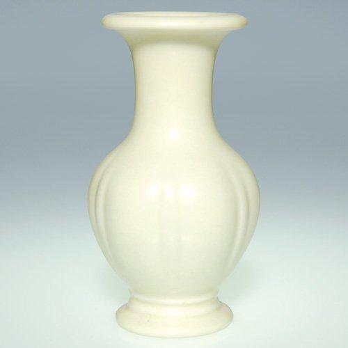 """1119: Rookwood Ivory production 5 1/4"""" vase, 1935"""