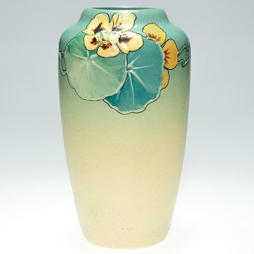 "11: Weller Hudson floral, Walch, 9 3/8"""