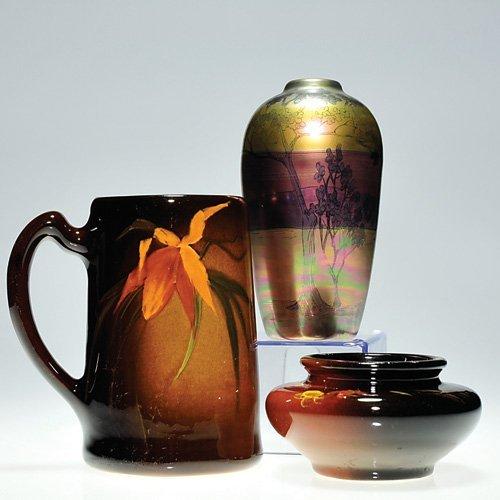 21: 3 Zanesville items: Louwelsa, LaSa, Utopian